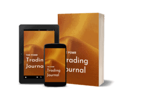 Trading Journal Book Cover